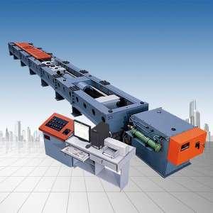 1000KN微机控制电液伺服卧式拉力试验机