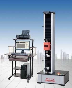 500N-1KN-2KN数显全自动弹簧拉压试验机